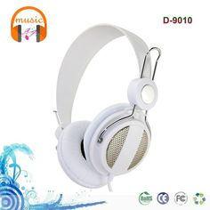 Fashion colorful stereo wired headset