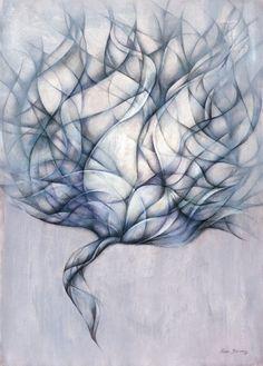 Ny plakat fra Sofie Børsting, måler 50x70 cm og har et botanisk motiv i lyse lilla og grå toner. Leveres uten ramme, men keiserne har forskjellige typer oppheng som kan brukes! Se u