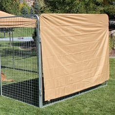 K9 Kennel Basic Heavy Duty Yard Kennel Side Cover *** You can find out more details at the link of the image. (This is an affiliate link and I receive a commission for the sales)