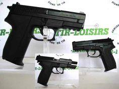 Sig 2022 (airsoft) modèle de la gendarmerie  #airsoftgunspistoletabilles #pistoletsetrevolvers#sig2022