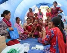 Providing life-saving support for women and babies in Nepal #PlanCanada #BecauseIAmAGirl