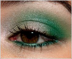Love love love this look. I've recreated it a few times with the products I have.