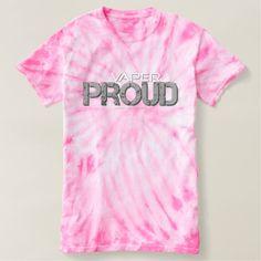 Proud Vape Pink tie-die Shirt #vape #fashion #tiedye