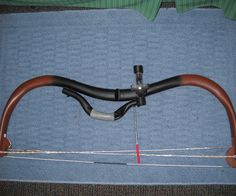 This instructional video shows step by step how to make a compound bow from innexpensive, readily available materials. Anyone can do it if you...