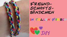 DIY: Einfache Technik für ein besonderes Armband/ Freundschaftsband/ ohn...