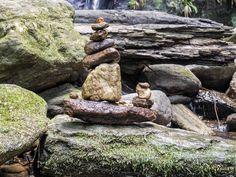 https://flic.kr/p/xieoWw | Meu sobrinho que fez! :-) | Depois de ver o que está na foto abaixo, ele quis fazer o dele! :-)  Lá na Cachoeira do Chuveirinho, na Floresta da Tijuca, RIo de Janeiro, Brasil.