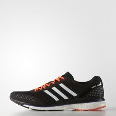 adidas adizero Adios Boost 2.0 Shoes - Black   adidas UK