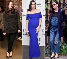 Celebrate Liv Tyler's 39th Birthday with Her 13 Best Maternity Looks from InStyle.com