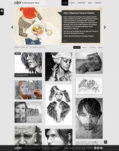 Artist Theme
