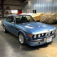 #bmw #bimmer #e9 #bbs #fjord #blue #german #germancars #carrestoration #california #euro