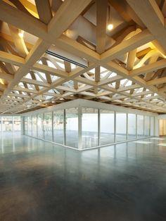 Galería - Museo de Arte Aspen / Shigeru Ban Architects - 31