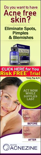 Revitol acnezine is 100% natural and popular across the world for its effectiveness in treating acne. This acne product helps you get rid of acne by identifying its source. What is best about Revitol Acnezine solution is that it provides relief from the shackles of acne without giving you any harmful side effects where as other acne products available in the market generally leave harmful side effects, therefore Acnezine is definitely better than other acne solutions.