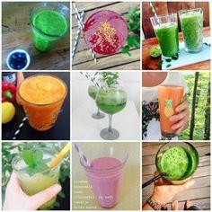 Fra sukkertrang til flere grøntsager Smoothie Detox, Smoothie Bowl, Smoothies, Lchf, Keto, Milkshake, Diabetes, Watermelon, Low Carb