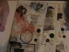 Art Goods Shop...What is a Remnant Journal? by Roben-Marie Smith. Description of my Remnant Journals, available in the Art Goods Shop.