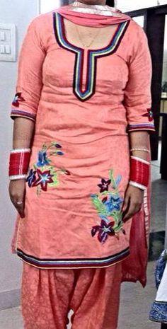 #DesignersalwarsuitOnline #BuysalwarSuitSale #LatestsalwarSuitOnline #StylishsalwarSuitSale # Maharani Designer Boutique  To buy it click on this link :  http://maharanidesigner.com/Anarkali-Dresses-Online/salwar-suits-online/ Fabric -crave Rs.4300 Machine work For any more information contact on WhatsApp or call 8699101094 Website www.maharanidesigner.com Maharani Designer Boutique's photo.