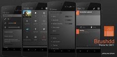 CM11 Romthemes - on blackbearblanc.storeenvy.com + and Play Store (search waveandanchor)