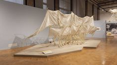 """""""Strandbeest: The Dream Machines of Theo Jansen"""" @ the Chicago Cultural Center"""