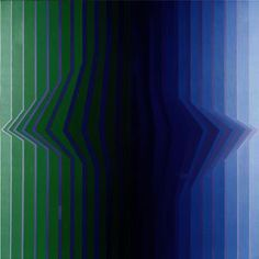 Victor Vasarely - Ilile Iii