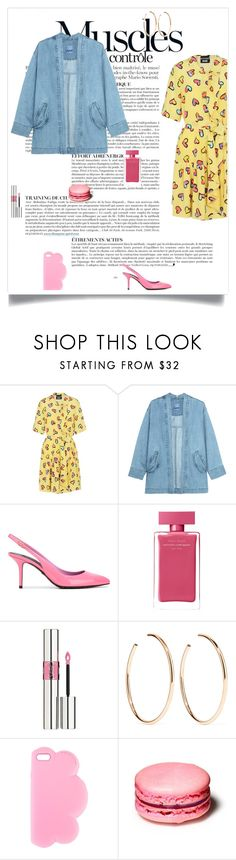 """Daily ☀️ 70s outfit"" by andriana-aaa ❤ liked on Polyvore featuring Anja, Boutique Moschino, Steve J & Yoni P, Dolce&Gabbana, Narciso Rodriguez, Yves Saint Laurent, Jennifer Fisher and STELLA McCARTNEY"