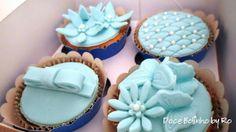 Cupcake Tudo Azul