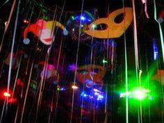 decoração de festa a fantasia 3