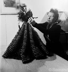 Exibition Le Theatre de la mode Paris 1945