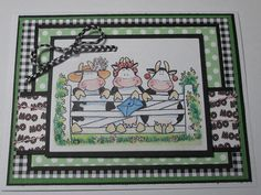 The Cows Are Sending You A Message by LoveInBloomCreations on Etsy, $3.25