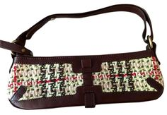 Burberry Multi Stitch Baguette. Get the trendiest Clutch of the season! The Burberry Multi Stitch Baguette is a top 10 member favorite on Tradesy. Save on yours before they are sold out!