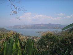 Der beeindruckende #Suchitlan-See in #ElSalvador