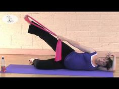 Pregnancy Pilates 1 Hour Work-Out