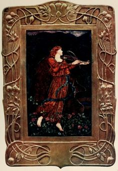 Good Tidings, Circa 1901 //  Fin de Siècle