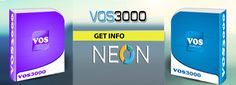 NEON INTEGRATION WITH VOS3000   NEON is integrated with Vos based on the CDRs files generated by the Vos Softswitch. This allows stable, secure and well-tested solution for all users of Vos and NEON.  http://neon-soft.com/integrations/billing/integration-with-vos3000-softswitch/
