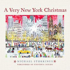 """Meet @michael_storrings TODAY! At Saks Fifth Ave from 4-7pm. """"Artisan's Event"""" 611 5th Ave NYC. Get his newest release of his loved book """"A Very New York Christmas"""" autographed!"""