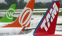 Webjet, GOL and TAM Airlines