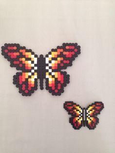 Mariposas butterflies papallonas hamma pyssla