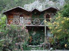 Olympos Ağaç Evler