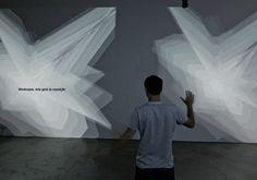 """O artista uruguaio Paulo Velázquez expõe obras produzidas recentemente na mostra """"Mindscapes"""", em cartaz na Zipper Galeria ate 25 de setembro, com entrada Catraca Livre."""