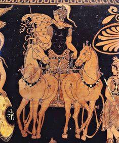 Greek Art & Mythology: Greek God of war, Ares Greek And Roman Mythology, Greek Gods, Ancient Greek Art, Ancient Greece, Greek Drawing, Greek Pattern, Greek Design, Greek Culture, Roman Art