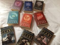 cake flavoured books tag, #bookstagram, blog, Lailabee, books, harry potter, shadowhunters, gina blaxill, me before you,