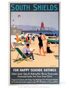 South Shields Reproduction artistiques