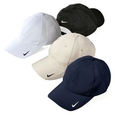 68cdeb3e48108 New NWT Mens Nike Golf Sphere Dry Low Profile Adjustable Baseball Cap Hat  247077