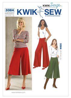 K3384 | Kwik Sew Patterns