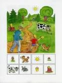 Find the picture - Encuentra la imágen Fall Preschool Activities, Speech Therapy Activities, Educational Activities, Learning Activities, Teaching Kids, Kids Learning, Such Und Find, Hidden Pictures, Learning Through Play