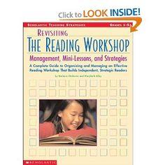 readers workshop management