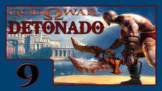 God of War 1 | Detonado #9 | O Desafio de Atlas!