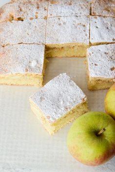 Polish Recipes, Polish Food, Orange Crush, Baked Apples, Apple Cake, Cornbread, Feta, Food And Drink, Cheese