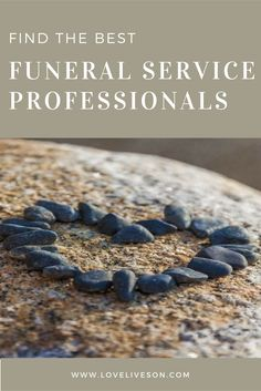 Use our proven guide for finding the best funeral service professional to help you organize a funeral or memorial service, or a celebration of life. Funeral Planning Checklist, Step Guide, Organize, Celebration, How To Memorize Things, Good Things, How To Plan, Life
