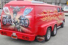 GMC Vandura custom