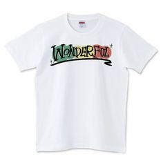 wonderful   デザインTシャツ通販 T-SHIRTS TRINITY(Tシャツトリニティ)