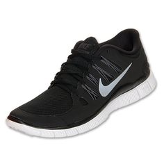 ff72d58d8320a Nike Women s Free 5.0+ Running Shoes  580591 002  -  89.99  Black